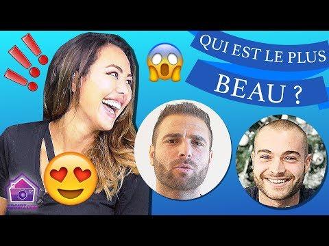 Yamina des Anges (LVDA3) : Qui est le plus beau ? Florian ou Quentin Garcia ?