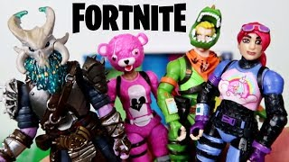 FORTNITE Squad Mode Pack Review | Jazwares Toys