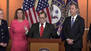 Pelosi Announces Impeachment Managers