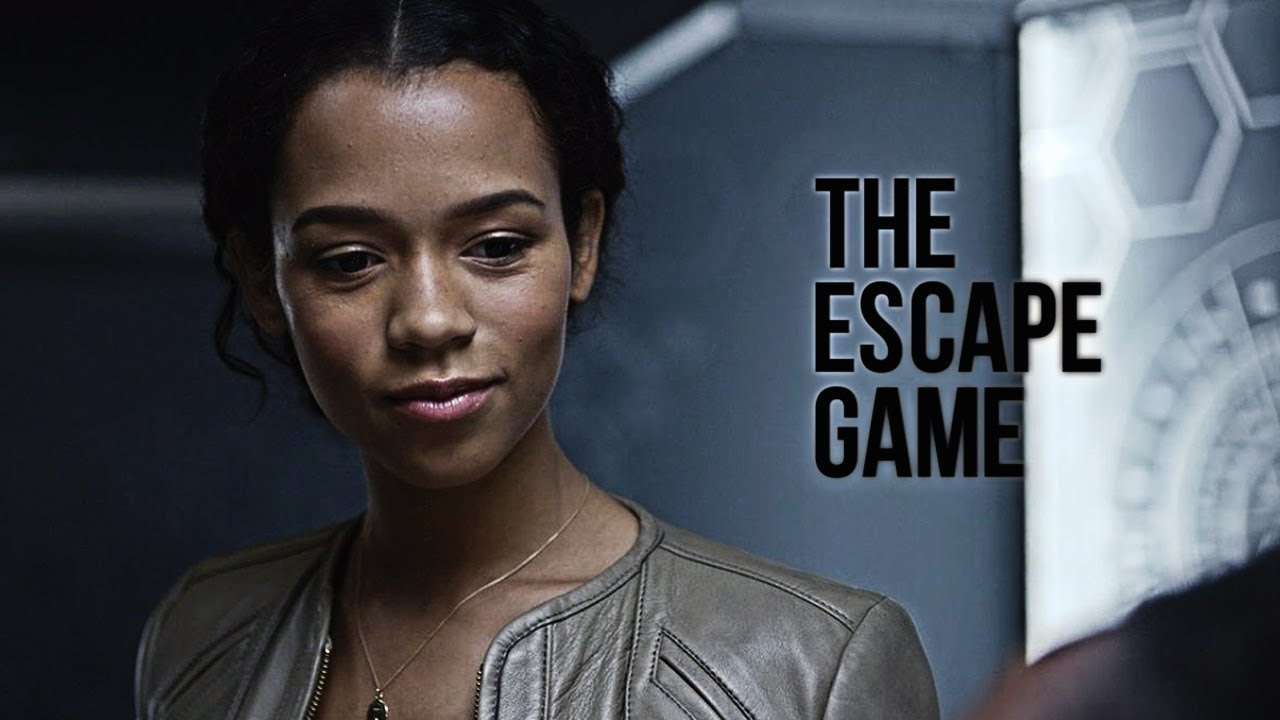 Escape Room 2 Trailer 2020 Taylor Russell Movie Fanmade Hd Youtube