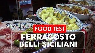 Berbecut la Protap, Arancini, Caponata, Ragu - Ferragosto Siciliani Food Test