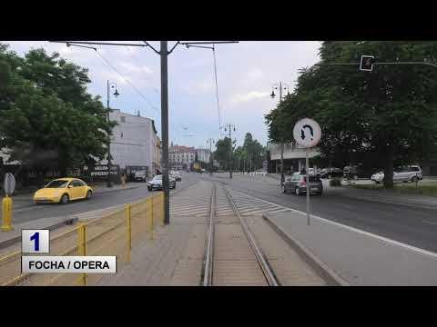 Download Tramwaje Bydgoszcz 2021 Linia 1
