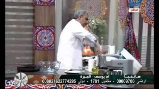 مطبخ دريم| طريقة عمل البسبوسة بالقشطة وكفتة الفراخ المشوية والحواوشي المصري وهندي جولاب جامون