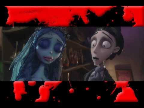 Sweeney Todd Trailer - Corpse Bride Style