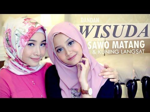 Makeup Wisuda buat Sawo Matang dan Kuning Langsat. Feat. Irna Dewi & Cheryl Raissa | Linda Kayhz