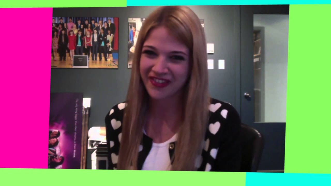 Degrassi Downtime: Sarah Fisher by Degrassi Source