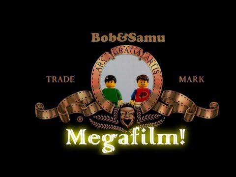 Bob Samu Megafilm! (teljes LEGO film)