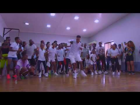 DWP ACADEMY & CHOPDAILY DANCE CLASS IN GHANA 🇬🇭 @Afrobeast choreography
