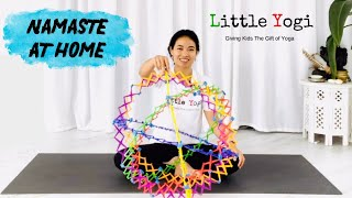 Highlight - Namaste at Home with Little Yogi