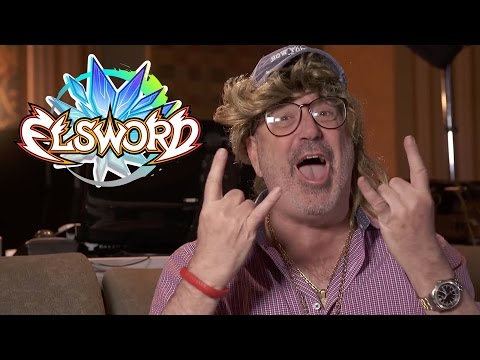 The Voices of Elsword  Part 1: Director Michael Sorich