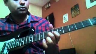Pal Pal Dil Ke Paas Guitar Lead & Tabs