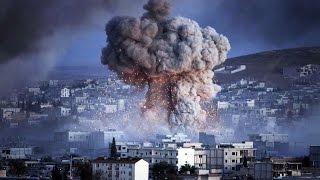 Сирия ИГИЛ Супер бомбежка 2016