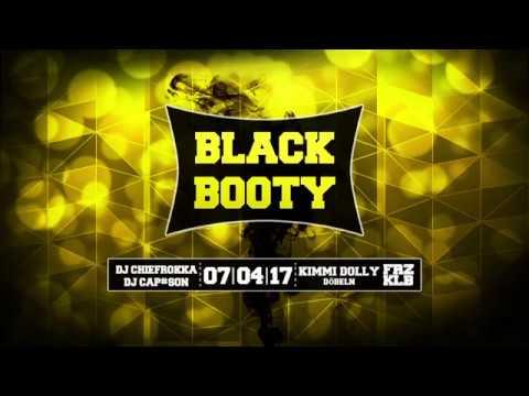 Black Booty Party Im April