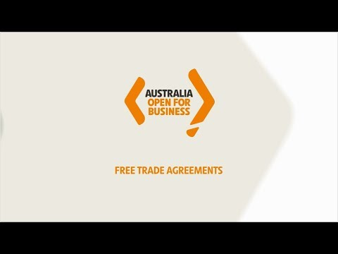 Australia's Free Trade Agreements