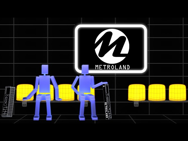 metroland - enjoying the view (7 inch version)