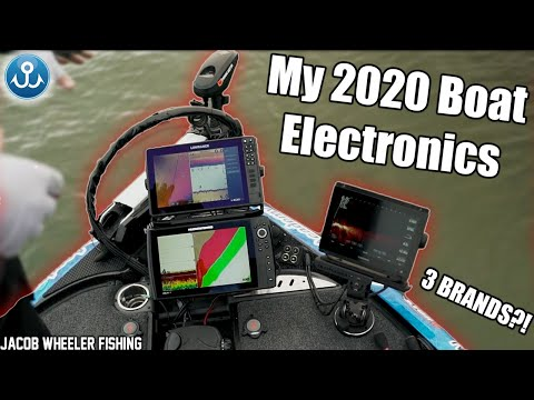 I Put The BEST Fish Finders In The WORLD On My Bass Boat - Here's Why