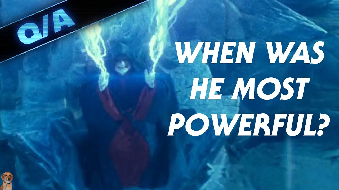 When Was Palpatine At His Most Powerful - Star Wars Explained Weekly Q&A