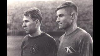 ЦДКА (Москва, СССР) - СПАРТАК 2:1, Чемпионат СССР - 1948