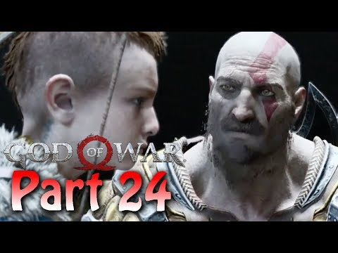 Big Trouble | God of War 4 | 2 Girls 1 Let's Play Part 24