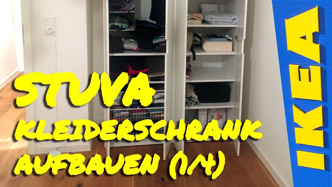 Ikea Stuva Schrank Aufbauen Korpus Montieren 14