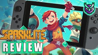 Sparklite Nintendo Switch Review - Does this have the SPARK? (Video Game Video Review)
