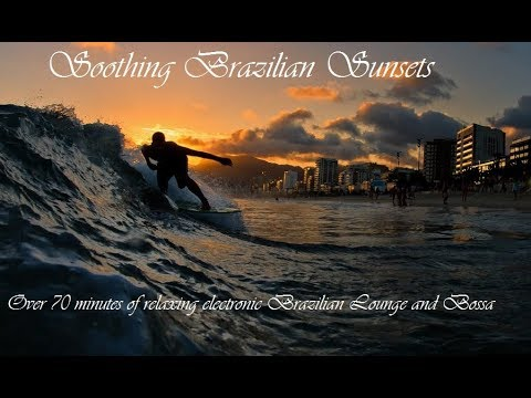 Brazilian/Latin Compilation [Various Artists - Soothing Brazilian Sunsets]   ♫ RE ♫