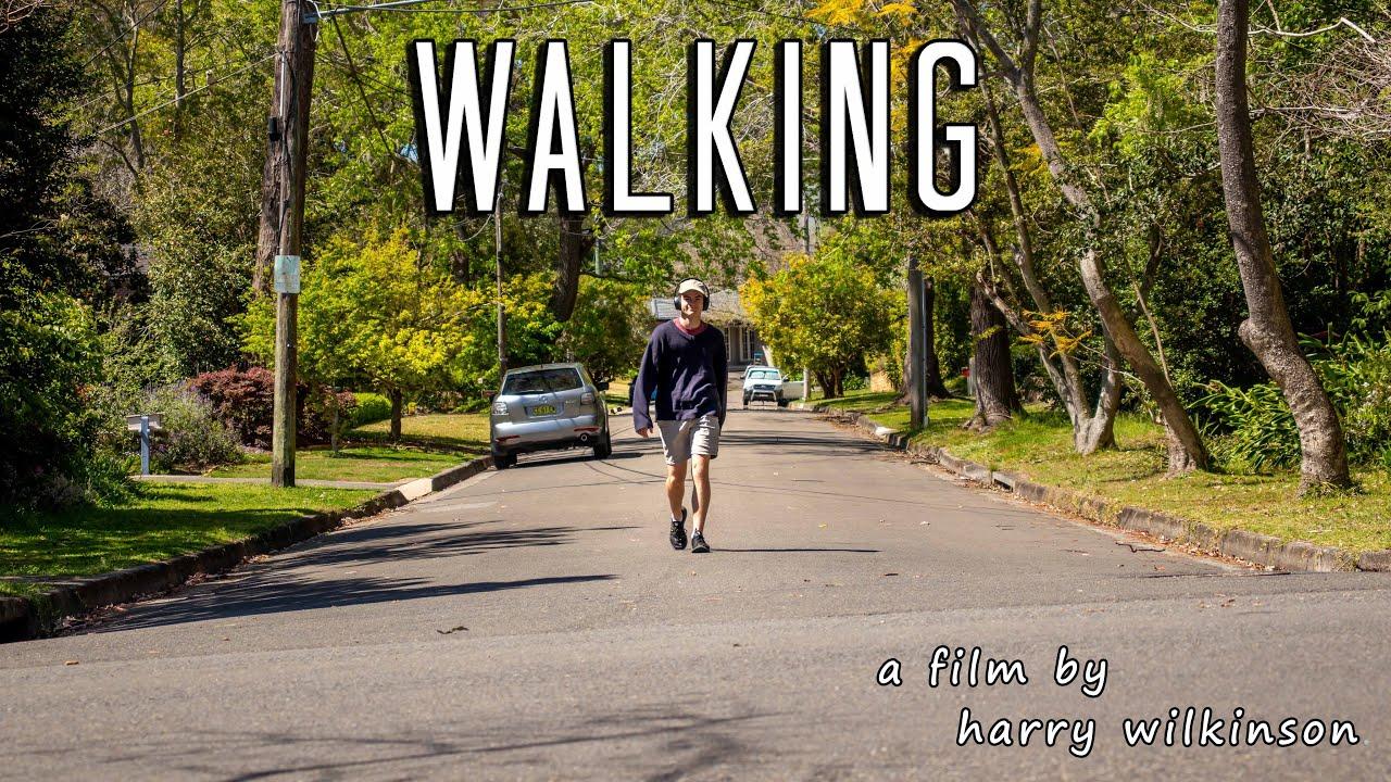 Walking | A Film by Harry Wilkinson | My Rode Reel 2020
