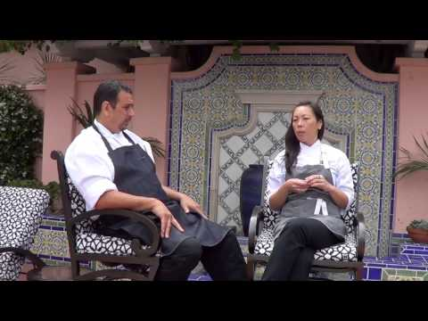Chef James & Chef Tina Luu discuss Six Degrees of Michael Mina Charity Dinner