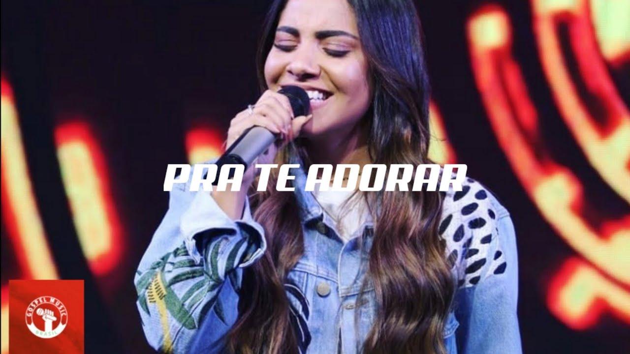 Gabriela Rocha - Pregação / Pra Te Adorar (Espontâneo) | Live Canto Pela Paz 2020 (1° DIA)