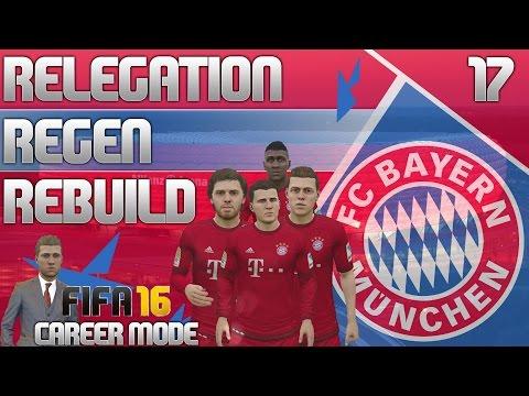 FIFA 16 Bayern Munich Career Mode - RRR - E17