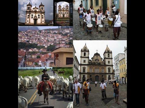 5D. ΒΡΑΖΙΛΙΑ - BRAZIL: Lençóis Bahia, Salvador bahia, Lençóis Maranhenses, Amazon (photos)