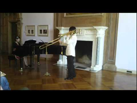 Trombone Solo - Chanson épique