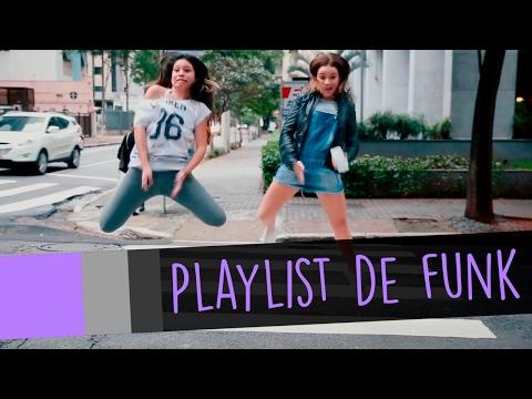 PAGUEI MICO NA RUA - Playlist de FUNK feat Carolinne Silver