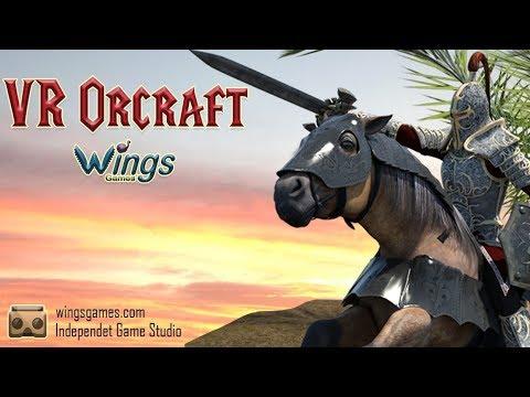 Google cardboard game | VR Orcraft |  Download FREE