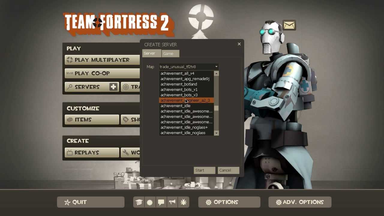 How To Use Noclip On Tf2 And How To Get Bots
