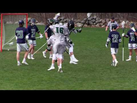Proctor Academy Lacrosse Highlights 2017