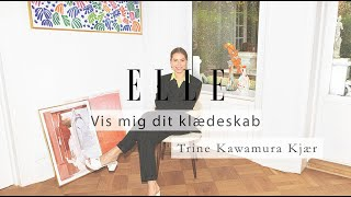 Show me your wardrobe with Trine Kjær: