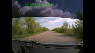 Убитые дороги Украины