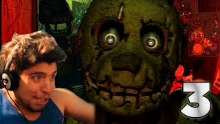 ME CAGUÉ! Five Nights At Freddy