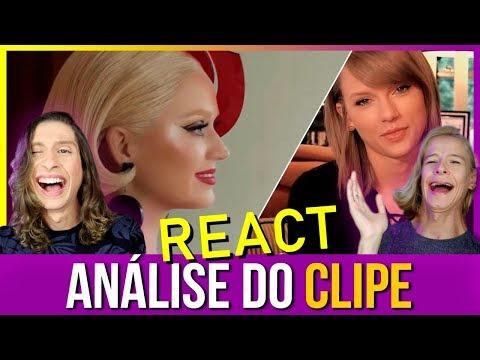"REACT Taylor Swift Analisa: ""Zedd Katy Perry - 365""  Diogo Paródias"