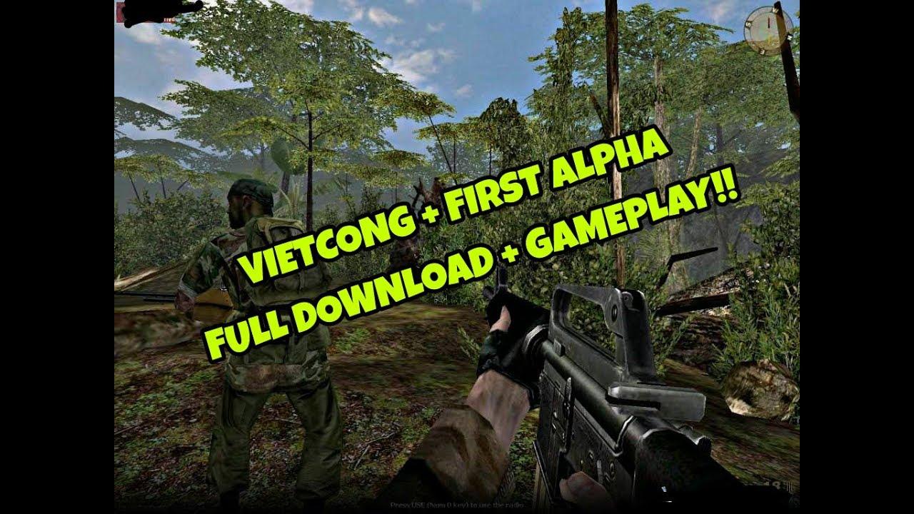 Seems vietcong fist alpha multiplayer demo this idea