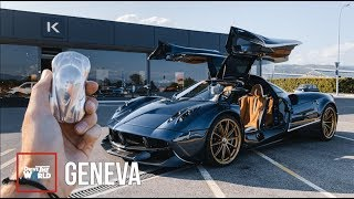 What It's Like To Drive A Pagani Huayra | Eᴘ57: Gᴇɴᴇᴠᴀ