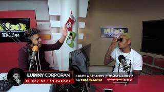 """El Mega da su versión de lo ocurrido con """"Santiago Matias"""" Por que reaccionó así en la entrevista?"""
