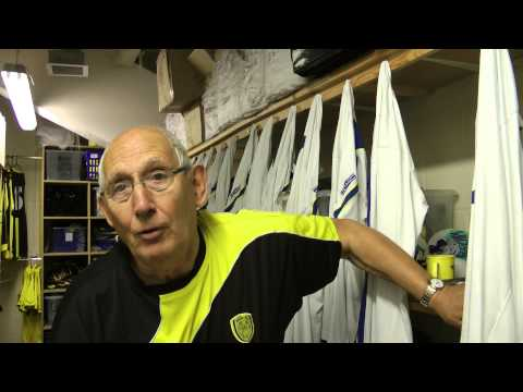 Brewers kitman Rocky on matchday routine