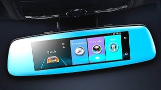 """7.84"""" СУПЕР ЗЕРКАЛО ВИДЕОРЕГИСТРАТОР ЗАДНЕГО ВИДА на Android C АЛИЭКCПРЕСС! Автотовары из Китая #14."""
