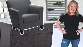Simplifying & Decluttering Furniture |
