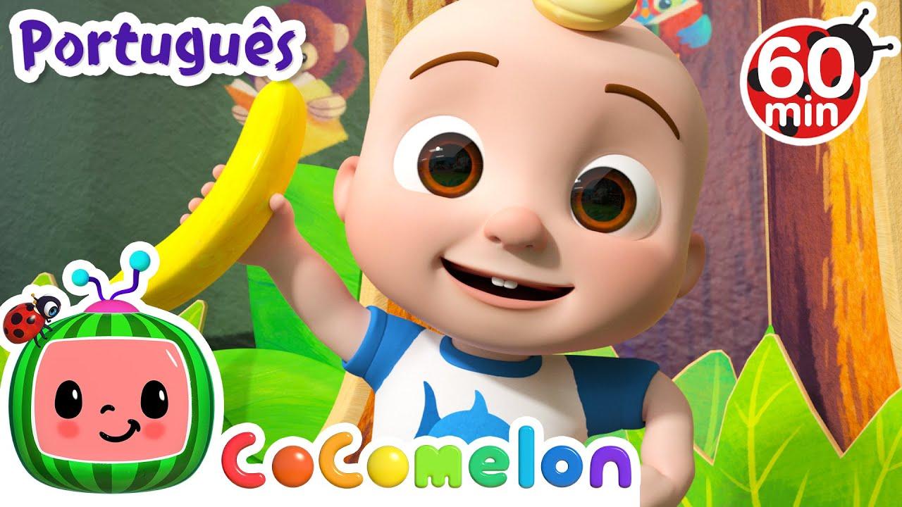 CoComelon em Português   Qual animal eu sou?   Músicas Infantis   Compilação de Desenhos Animados
