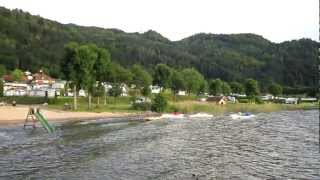 2012 Ossiacher See Terrassen Camping - Feuerberg C PC1585