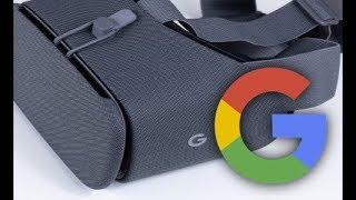 نظارات الواقع الأفتراضي من غوغل ( هل تستطيع المنافسه مع مثيلاتها ) google daydream VR