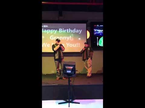 Karaoke fun at Highway 39